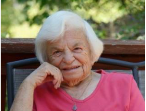 "Dr. Dolores ""Dee"" Krieger August 1, 1921 – June 16, 2019"